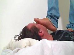гей гей-порно садо-мазо раздевалки трепка