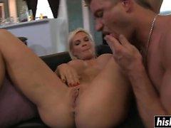 big boobs blondine hardcore