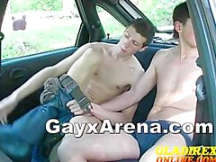 gay gay.couple oral outdoor