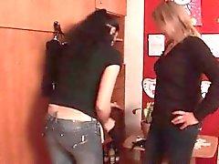 большие сиськи бисексуал блондинка брюнетка лесбиянка