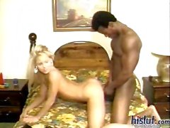 blond pijpbeurt deepthroat hardcore interraciale