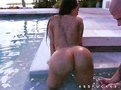 arsch big boobs big cocks blowjob