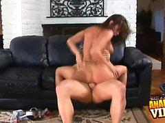 anal big boobs brunette hardcore