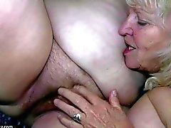 lesbian mature granny amateur