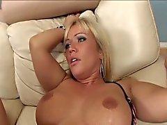 Big Booty Blonde Loves Black Dick