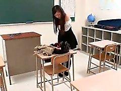 asiatique collège japonais