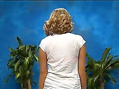 blonde hardcore massage
