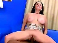 big boobs blowjob brünett oma