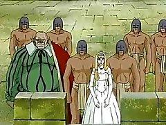 adult karikatürler animasyon sanat karikatür