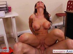 big boobs big cocks brunette