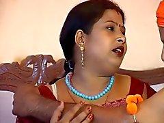 engraçado indiano massagem