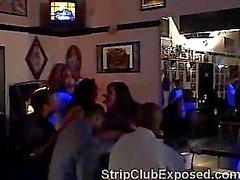 teasing stripping dancing