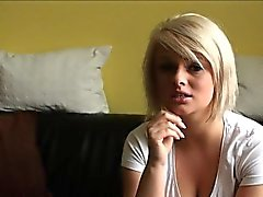 amateur baby blondine