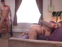 Devoted domestic obedience training 10