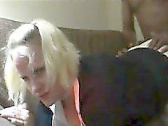 amateur big cocks blonde blowjob interracial