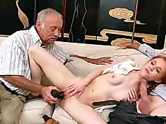 gangbang hd masturbation old young pornstar