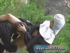 amateur blowjob european french