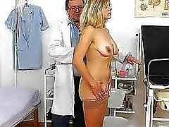 cervix shots doctor doctors gynecological examination