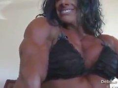 fbb female-muscle female-bodybuilder brunette
