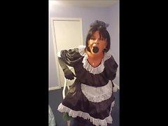 french maid sissy roberta bryan