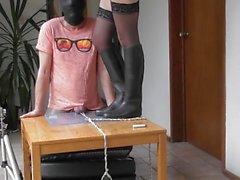 femdom ballbusting bondage mistress slave