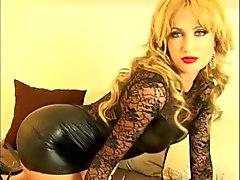 blondes femdom joi lingerie