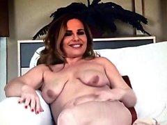 big boobs brunette fingering