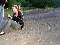 amateur allemand handjobs