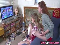 einzige -girls lesbisch anime toons lecken