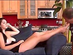 bdsm femdom feticismo del piede