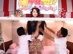 asiatique doigté japonais public réalité
