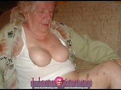 couple mature granny