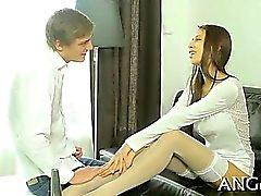 anal ass hardcore stockings teen