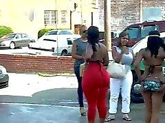 black and ebony public nudity