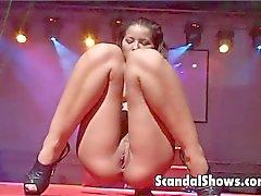 nudité en public amateur