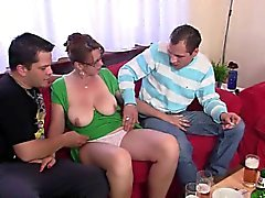 big boobs blowjob czech
