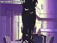 3d anime asiatisk
