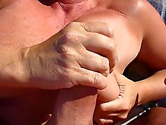 beach cumshots public nudity