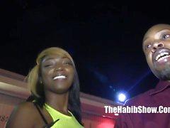 noir et ébène ghetto stars du x nudité en public strip-tease