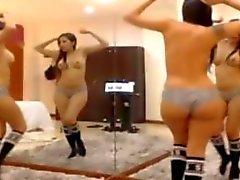 big boobs latina masturbation