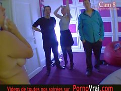amateur french hidden cams swingers
