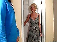 big tits blondine blowjob kaukasisch