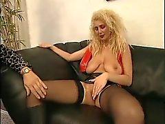 anal blondes german