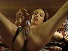 solo tiny- dildo sexy- latina sexuell