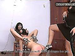 bdsm femdom fetish hardcore lick