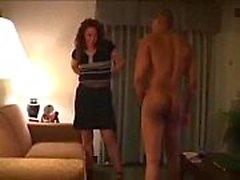 Black Guy Loads Big Cumshot in Her Pussy on cuckold666