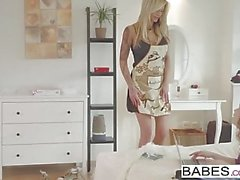 Babes - Step Mom Lessons - Denis Reed and Alexis Crystal and