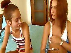 meisje russisch lesbisch