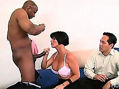 big boobs blowjob brunette