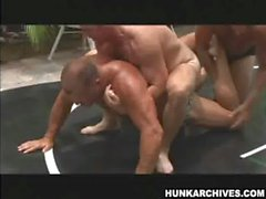 gay anal cumshot blowjob